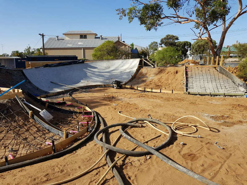 Skatepark Construction Victoria : Our Recent Projects